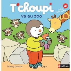 T'choupi va au zoo