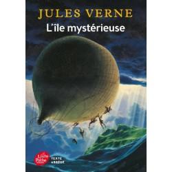 L'île mystérieuse - Texte...
