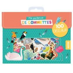 Oiseaux (100 Gommettes)