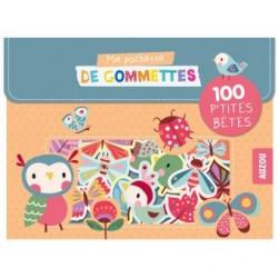 Petites Bêtes (100 Gommettes)