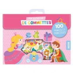 Princesses (100 Gommettes)