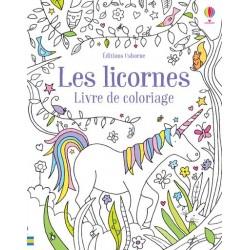 Les licornes - Livre de...