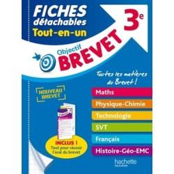 Objectif Brevet 3e - Fiches...
