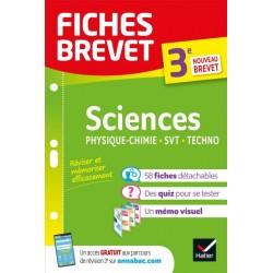 Fiches brevet Sciences 3e :...