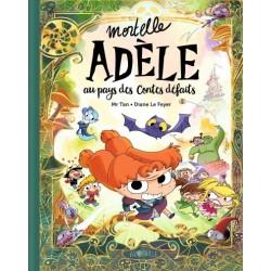 Mortelle Adèle - : Au pays...