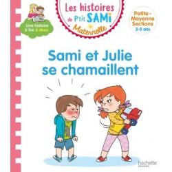 Les histoires de P'tit Sami...