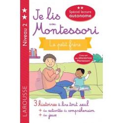 Je lis avec Montessori - Le...