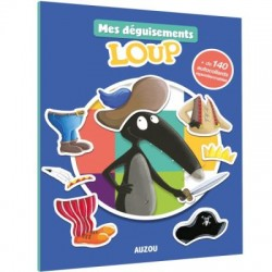 Cahier de stickers - mes...