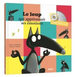 Le Loup - Avec 1 CD audio :...