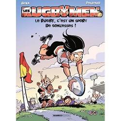 Les rugbymen - Tome 18 - Le...