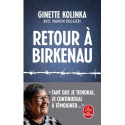 Retour à Birkenau de...