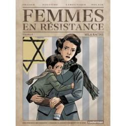 Femmes en résistance Tome 4...