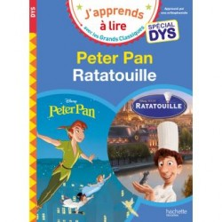 PETER PAN/RATATOUILLE -...