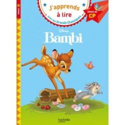 BAMBI CP NIVEAU 1 auteur...