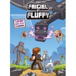 Frigiel et Fluffy - : La BD...
