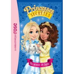 Princesses secrètes 08 - Un...