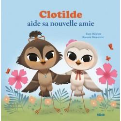 Clotilde aide sa nouvelle amie