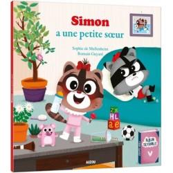 Simon a une petite sœur