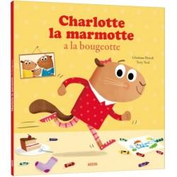 Charlotte la marmotte a la...