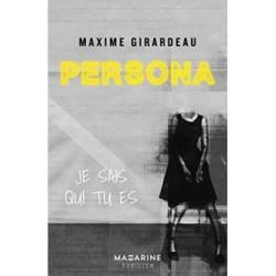 Persona - Maxime Giradeau