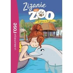 Zizanie au zoo 05 - Dauphin...