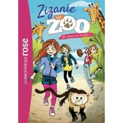 Zizanie au zoo 04 - La...