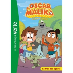 Oscar et Malika 01 - Le...