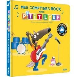 P'tit Loup : Mes comptines...