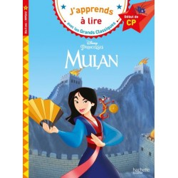Disney - Mulan CP niveau 1