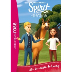 Spirit - Tome 6 : Le cousin...