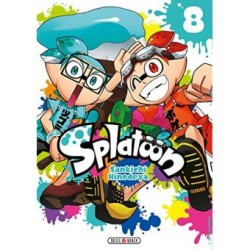 Splatoon - Tome 8 : Splatoon
