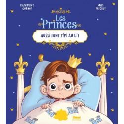 Les princes aussi font pipi...