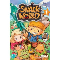 Snack World - Tome 01
