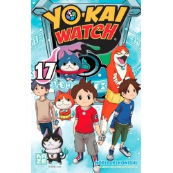 Yo-Kai Watch - Tome 17