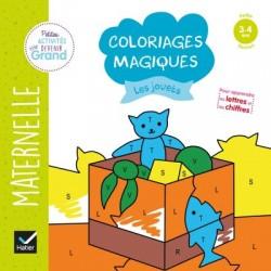 Coloriages magiques  - Les...