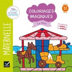 Coloriages magiques - La...