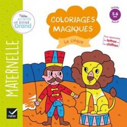 Coloriages magiques - Le...