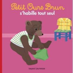 Petit Ours Brun s'habille...