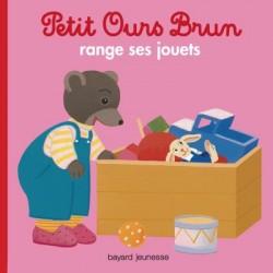 Petit Ours Brun range ses...