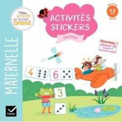 Activités stickers -...