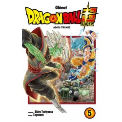 Dragon Ball Super - Tome 5...
