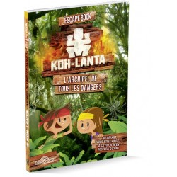 Koh Lanta - Escape book -...