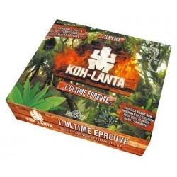 Koh Lanta - Escape box -...
