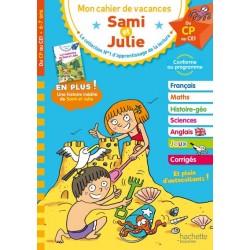 Mon cahier de vacances Sami...