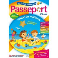 Passeport - de la GS au CP...