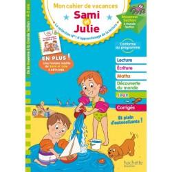 Cahier de vacances Sami et...