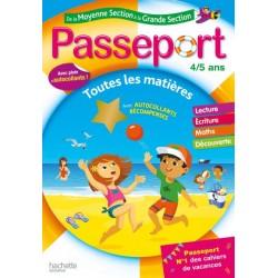 Passeport - de la MS à la...