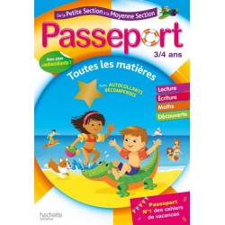 Passeport de la PS à la MS...