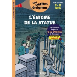 L'énigme de la statue - Mes...