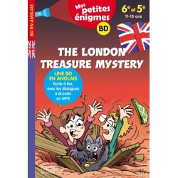 The London Treasure Mystery...